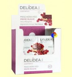 Mascarilla Facial Antiarrugas - Delidea - 2 x 10 ml
