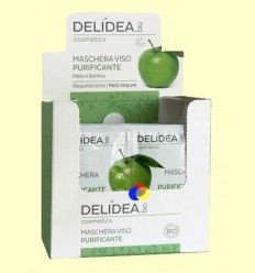 Mascarilla Facial Purificante - Delidea - 2 x 10 ml