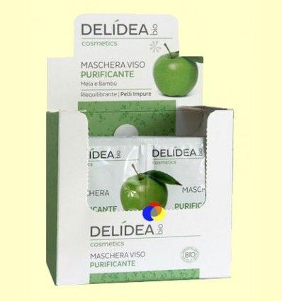 Mascarilla Facial Purificante - Delidea - 2 x 10 ml