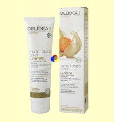 Leche Tónica 2 en 1 Desmaquillante - Delidea - 150 ml
