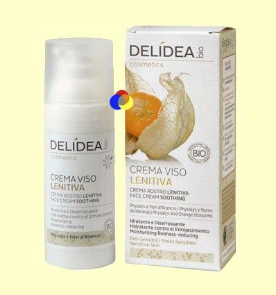 Crema Facial Calmante - Delidea - 50 ml