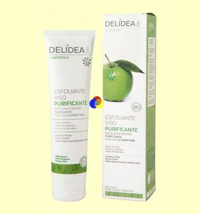 Exfoliante Facial Purificante - Delidea - 150 ml
