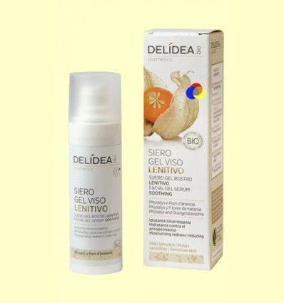 Suero Calmante Gel Facial - Delidea - 30 ml