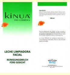 Leche Limpiadora Facial - Kinua - 200 ml