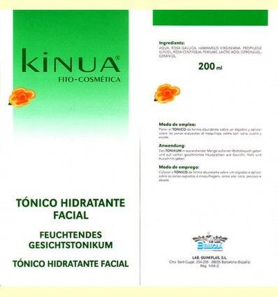 Tónico Hidratante Facial 200 ml de Kinua