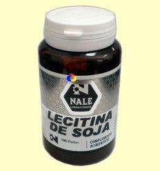 Lecitina de Soja - Laboratorios Nale - 100 perlas