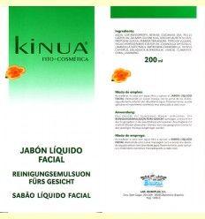 Jabón Líquido Facial 200 ml de Kinua