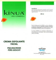 Crema Exfoliante Facial 200ml de Kinua