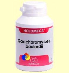 HoloMega Saccaromyces Boulardii - Equisalud - 180 cápsulas