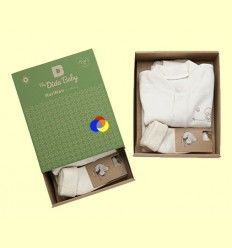 Conjunto para Recién Nacido Algodón Orgánico - The Dida Baby - 3 Piezas