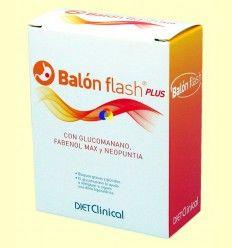 OFERTA-30% - Balón Flash Plus - Saciante - Diet Clinical - 7 sobres