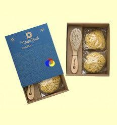 Pack de Baño Natural 2 Esponjas Bubbles - The Dida Bath - 1 pack