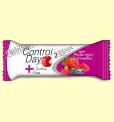Barrita Control Day - Frutos Rojos - NutriSport - 44 gramos