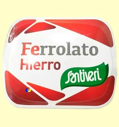 Ferrolato Hierro - Santiveri - comprimidos