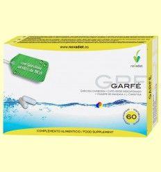 Garfé - Control del Peso - Novadiet - 60 cápsulas vegetales