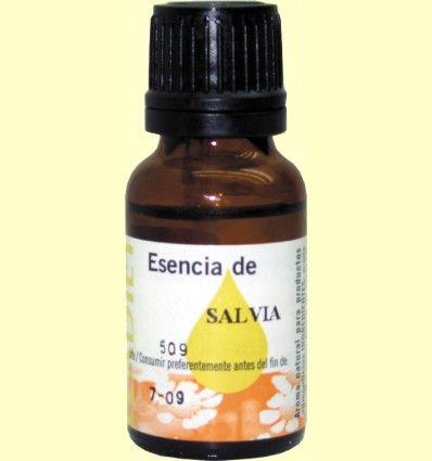 Salvia Fitoesencias - Aceite Esencial - Eladiet - 15 ml