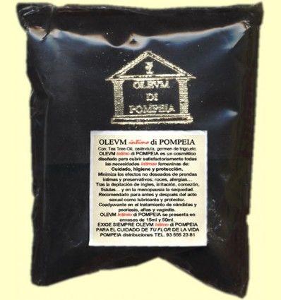 Oleum intimo di Pompeia - Medida viaje - Flor di Pompeia - 15 ml