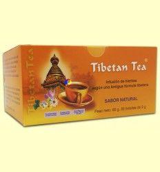 Té Sabor Clásico - Tibetan Tea - 30 bolsitas
