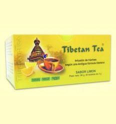 Té Sabor Limón - Tibetan Tea - 30 bolsitas