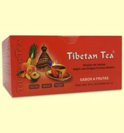 Té Sabor Frutas - Tibetan Tea - 30 bolsitas