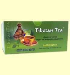 Té Sabor Menta - Tibetan Tea - 30 bolsitas