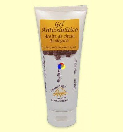Gel Anticelulítico con Aceite de Chufa - Van Horts - 200 ml