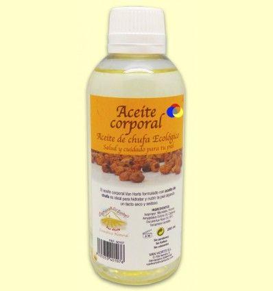 Aceite Corporal con Aceite de Chufa - Van Horts - 250 ml