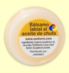 Bálsamo Labial al Aceite de Chufa - Van Horts - 10 ml