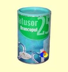 Natusor 25 Broncopul - Soria Natural - 80 gramos