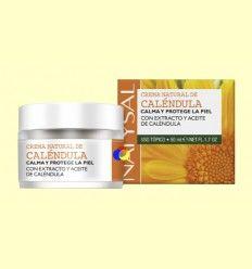 Crema de Caléndula - Natysal - 50 ml