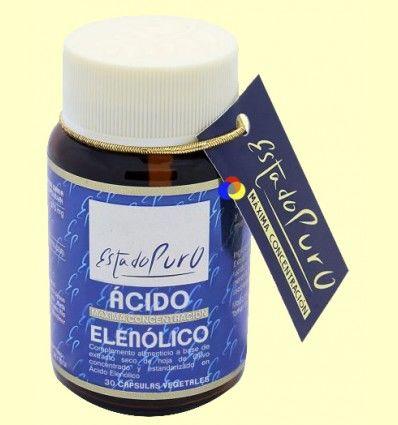 Ácido Elenólico - Tongil - 30 cápsulas