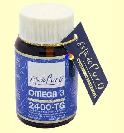 Omega 3 2400-TG - Tongil - 90 perlas