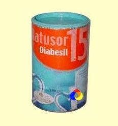 Natusor 15 - Diabesil - Soria Natural - 100 gramos