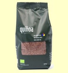 Semillas de Quinoa Roja Bio - House of Originals - 300 gramos