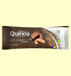 Barrita Nutritiva de Quinoa/Almendras/Chocolate Negro - Nature Crops - 40 gramos