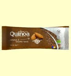 Barrita Nutritiva de Quinoa/Almendras/Sésamo - Nature Crops - 40 gramos