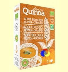 Sopa Ecológica de Quinoa y Calabaza - Nature Crops - 51g