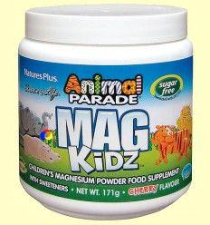 Animal Parade Mag Kidz - Natures Plus - 171 gramos *