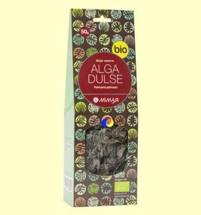 Alga Dulse Eco - Mimasa - 50 gramos