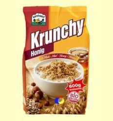 Krunchy Miel Bio - Barnhouse - 600 gramos