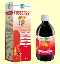 Tusserbe Junior - Vías Respiratorias - Laboratorios ESI - 180 ml