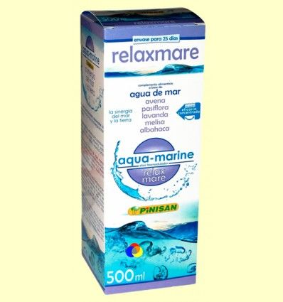 Relaxmare Aqua Marine - Sistema Nervioso - Pinisan Laboratorios - 500 ml