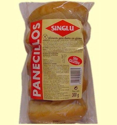 Panecillo Sin gluten - Singlu - 300 gramos *
