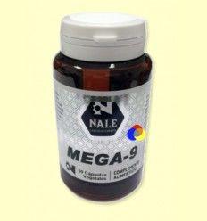 Mega-9 - Nale Laboratorios - 60 cápsulas