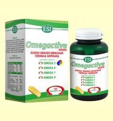 Omegactive - Laboratorios ESI - 120 cápsulas