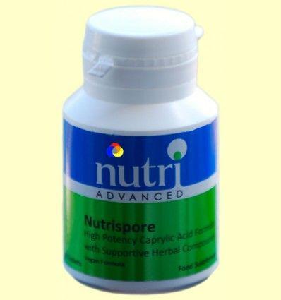 Nutrispore (Exspore reformulado) - Nutri-West - 60 cápsulas