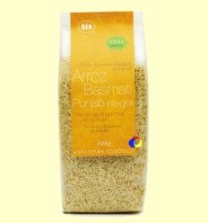 Arroz Basmati Integral - Eco Basics - 500 gramos