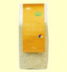 Arroz Redondo Blanco - Eco Basics - 500 gramos