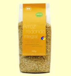 Arroz Redondo Integral - Eco Basics - 500 gramos