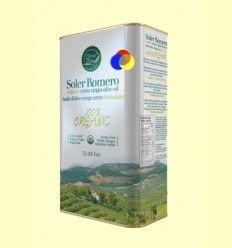Aceite de Oliva Virgen Extra - Soler Romero - Lata de 3 Litros